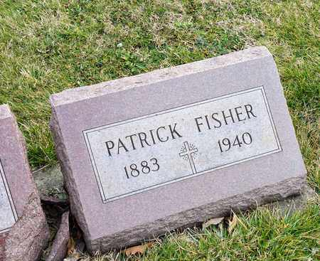 FISHER, PATRICK - Richland County, Ohio | PATRICK FISHER - Ohio Gravestone Photos