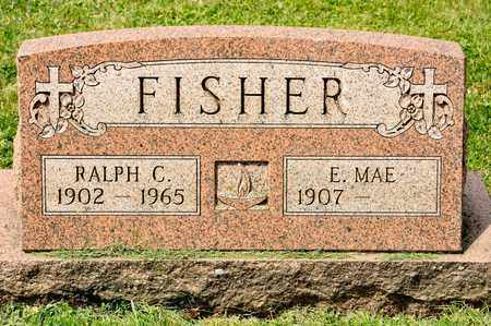FISHER, RALPH C - Richland County, Ohio | RALPH C FISHER - Ohio Gravestone Photos
