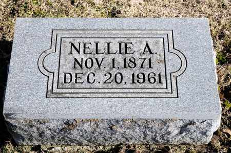 FLASHER, NELLIE A - Richland County, Ohio | NELLIE A FLASHER - Ohio Gravestone Photos