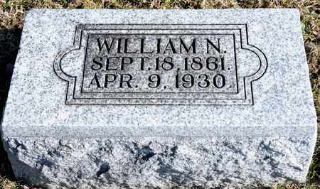 FLASHER, WILLIAM N - Richland County, Ohio | WILLIAM N FLASHER - Ohio Gravestone Photos