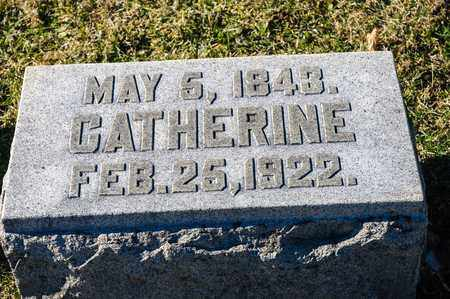 FLETCHER, CATHERINE - Richland County, Ohio | CATHERINE FLETCHER - Ohio Gravestone Photos