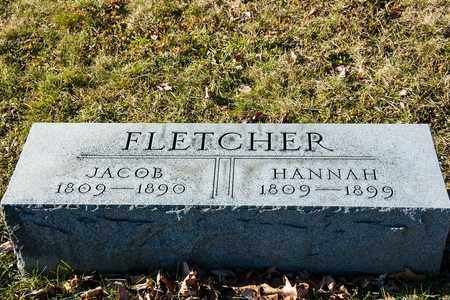 FLETCHER, JACOB - Richland County, Ohio | JACOB FLETCHER - Ohio Gravestone Photos