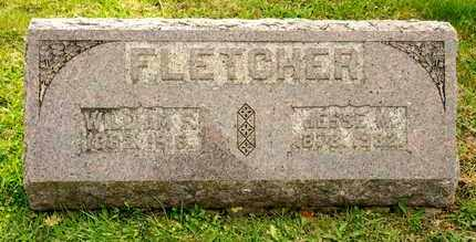 FLETCHER, JESSE M - Richland County, Ohio | JESSE M FLETCHER - Ohio Gravestone Photos