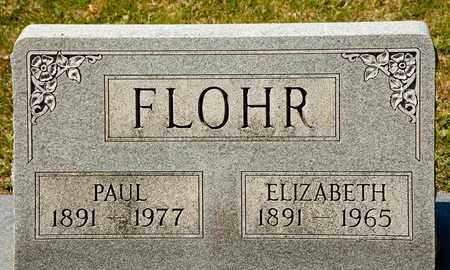 FLOHR, PAUL - Richland County, Ohio | PAUL FLOHR - Ohio Gravestone Photos