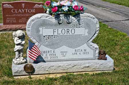 FLORO, ROBERT E - Richland County, Ohio | ROBERT E FLORO - Ohio Gravestone Photos