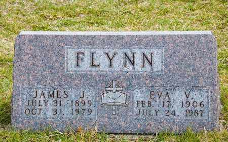 FLYNN, EVA V - Richland County, Ohio | EVA V FLYNN - Ohio Gravestone Photos