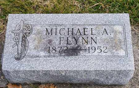 FLYNN, MICHAEL A - Richland County, Ohio | MICHAEL A FLYNN - Ohio Gravestone Photos
