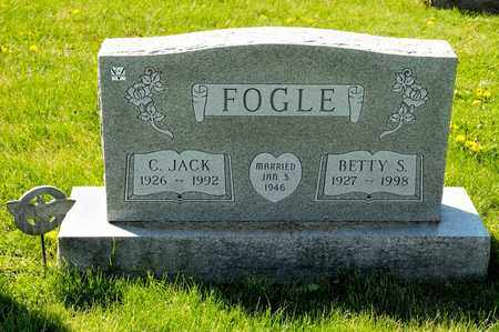 FOGLE, BETTY S - Richland County, Ohio | BETTY S FOGLE - Ohio Gravestone Photos