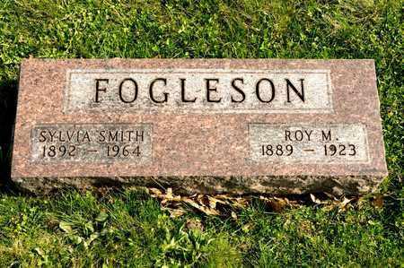 FOGLESON, ROY M - Richland County, Ohio | ROY M FOGLESON - Ohio Gravestone Photos
