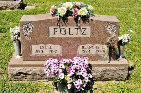 FOLTZ, LEE J - Richland County, Ohio | LEE J FOLTZ - Ohio Gravestone Photos