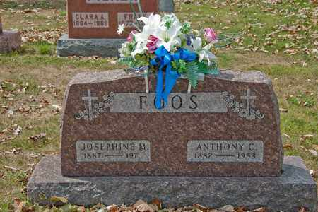FOOS, ANTHONY C - Richland County, Ohio | ANTHONY C FOOS - Ohio Gravestone Photos