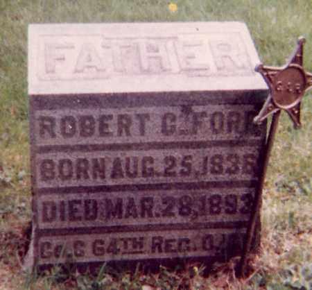 FORD, ROBERT C. - Richland County, Ohio | ROBERT C. FORD - Ohio Gravestone Photos