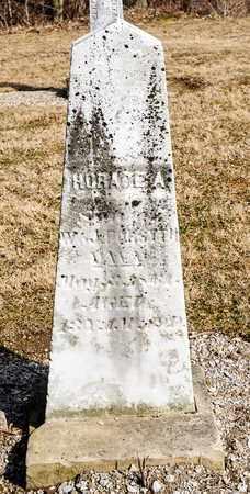 FORSYTH, HORACE A - Richland County, Ohio   HORACE A FORSYTH - Ohio Gravestone Photos