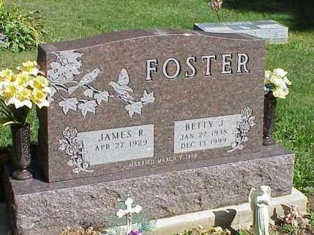 FOSTER, JAMES R. - Richland County, Ohio | JAMES R. FOSTER - Ohio Gravestone Photos
