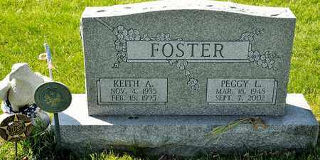 FOSTER, PEGGY L - Richland County, Ohio | PEGGY L FOSTER - Ohio Gravestone Photos