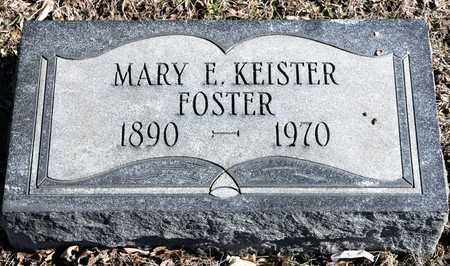FOSTER, MARY E - Richland County, Ohio | MARY E FOSTER - Ohio Gravestone Photos