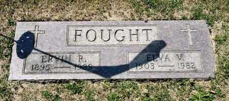 FOUGHT, ELVA V - Richland County, Ohio | ELVA V FOUGHT - Ohio Gravestone Photos