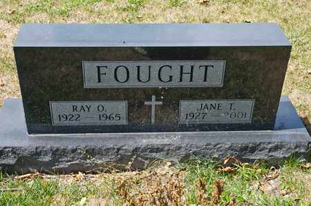 FOUGHT, RAY O - Richland County, Ohio | RAY O FOUGHT - Ohio Gravestone Photos