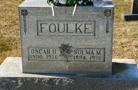 FOULKE, OSCAR H - Richland County, Ohio | OSCAR H FOULKE - Ohio Gravestone Photos