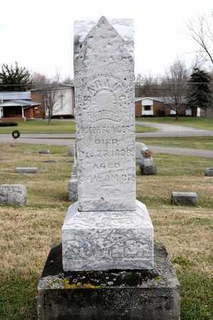 FOWLER, JOSEPH - Richland County, Ohio | JOSEPH FOWLER - Ohio Gravestone Photos