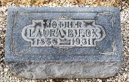 FOX, LAURA B - Richland County, Ohio | LAURA B FOX - Ohio Gravestone Photos