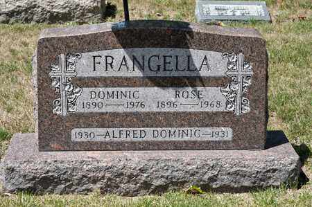 FRANGELLA, DOMINIC - Richland County, Ohio | DOMINIC FRANGELLA - Ohio Gravestone Photos
