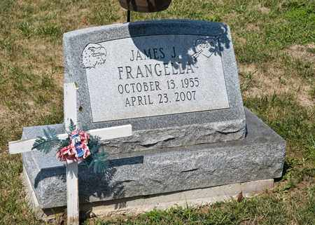 FRANGELLA, JAMES J - Richland County, Ohio | JAMES J FRANGELLA - Ohio Gravestone Photos