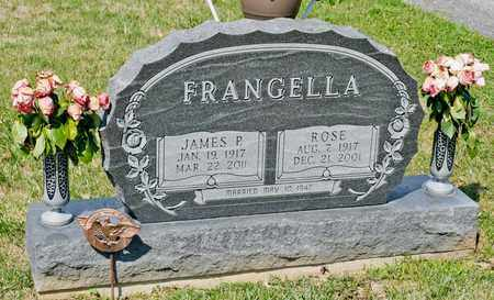 FRANGELLA, JAMES P - Richland County, Ohio | JAMES P FRANGELLA - Ohio Gravestone Photos