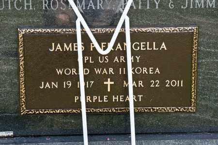 FRANGELLA, JAMES P - Richland County, Ohio | JAMES P FRANGELLA - Ohio Gravestone Photos