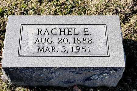 BRUBAKER FRANK, RACHEL E - Richland County, Ohio | RACHEL E BRUBAKER FRANK - Ohio Gravestone Photos