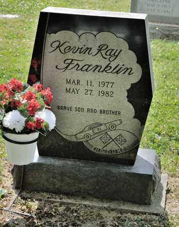 FRANKLIN, KEVIN RAY - Richland County, Ohio | KEVIN RAY FRANKLIN - Ohio Gravestone Photos