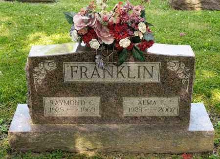 FRANKLIN, RAYMOND C - Richland County, Ohio | RAYMOND C FRANKLIN - Ohio Gravestone Photos