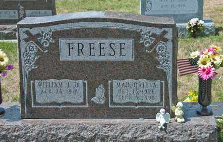 FREESE, MARJORIE A - Richland County, Ohio | MARJORIE A FREESE - Ohio Gravestone Photos