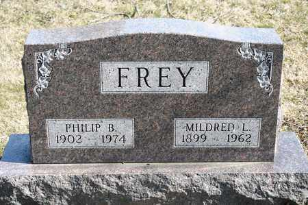 FREY, MILDRED L - Richland County, Ohio | MILDRED L FREY - Ohio Gravestone Photos