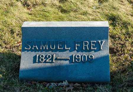 FREY, SAMUEL - Richland County, Ohio | SAMUEL FREY - Ohio Gravestone Photos