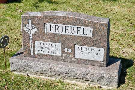 FRIEBEL, GERALD - Richland County, Ohio | GERALD FRIEBEL - Ohio Gravestone Photos