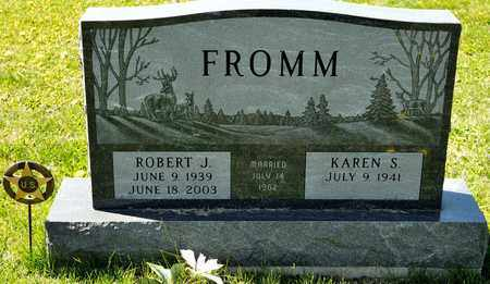 FROMM, ROBERT J - Richland County, Ohio | ROBERT J FROMM - Ohio Gravestone Photos