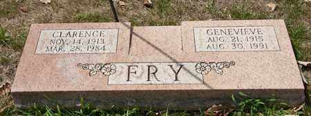 FRY, GENEVIEVE - Richland County, Ohio | GENEVIEVE FRY - Ohio Gravestone Photos