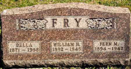 FRY, WILLIAM H - Richland County, Ohio | WILLIAM H FRY - Ohio Gravestone Photos