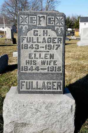 FULLAGER, G H - Richland County, Ohio | G H FULLAGER - Ohio Gravestone Photos