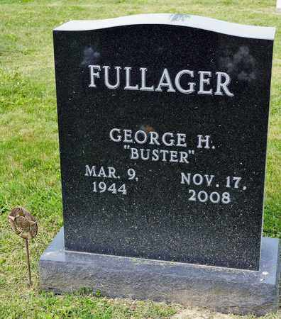 FULLAGER, GEORGE H - Richland County, Ohio | GEORGE H FULLAGER - Ohio Gravestone Photos