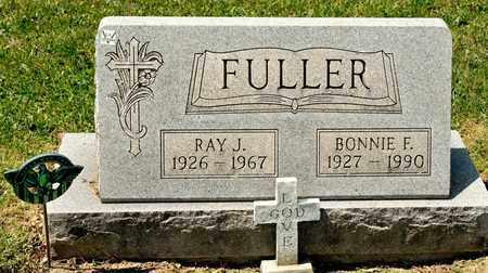 FULLER, BONNIE F - Richland County, Ohio | BONNIE F FULLER - Ohio Gravestone Photos