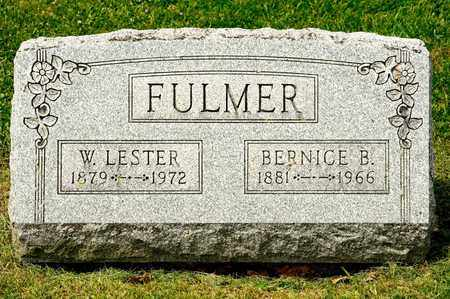FULMER, BERNICE B - Richland County, Ohio | BERNICE B FULMER - Ohio Gravestone Photos
