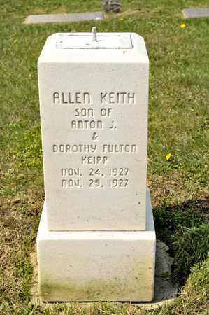 FULTON, ALLEN KEITH - Richland County, Ohio | ALLEN KEITH FULTON - Ohio Gravestone Photos