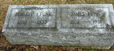 FUNK, JAMES - Richland County, Ohio | JAMES FUNK - Ohio Gravestone Photos