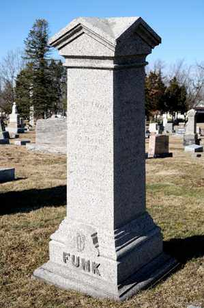 FUNK, CATHARINE W - Richland County, Ohio | CATHARINE W FUNK - Ohio Gravestone Photos