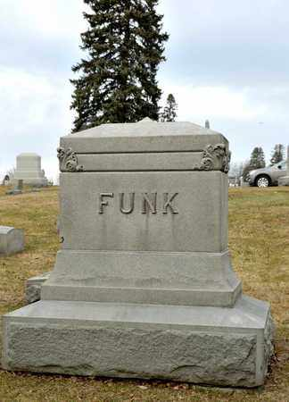 FUNK, CORBA - Richland County, Ohio | CORBA FUNK - Ohio Gravestone Photos