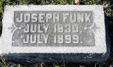 FUNK, JOSEPH - Richland County, Ohio | JOSEPH FUNK - Ohio Gravestone Photos