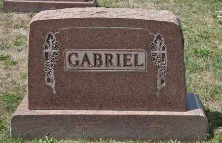 GABRIEL, JOHN J - Richland County, Ohio | JOHN J GABRIEL - Ohio Gravestone Photos