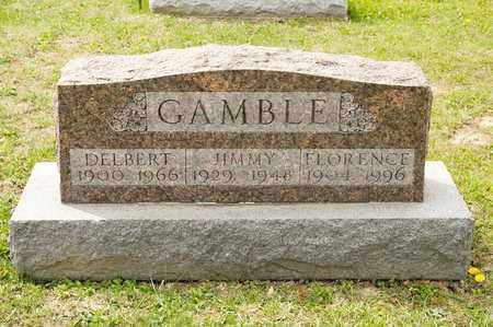 GAMBLE, JIMMY - Richland County, Ohio | JIMMY GAMBLE - Ohio Gravestone Photos